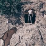 Road trip Vardzia Cave Monastery in Georgia