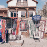Traditional rugs in Georgia