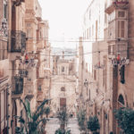 Beautiful streets of Valletta, Malta, More on www.atasteoffun.com