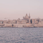 View from the ferry on the way to Valletta. More on a tasteoffun.com