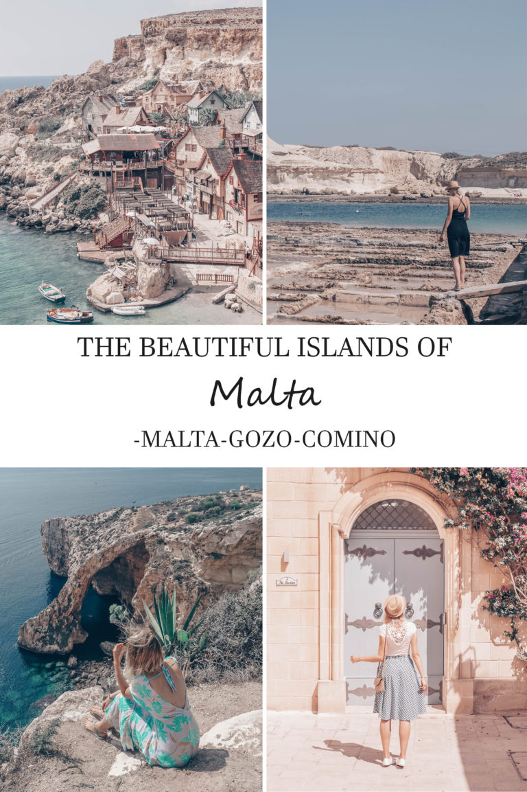 Beautiful islands of Malta